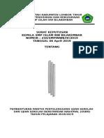 Sk Panitia Ujian Nasional (Un) - 2019