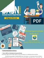 Cartilha MEI Como Declarar IRPF Iranei 2017 PADI