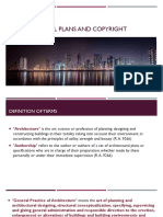 Architectural Plans and Copyright in the Philippines
