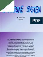 Endoctrine System