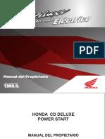 Manual de Propietario Eco Deluxe