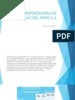 Transportadora de Gas Del Perú s