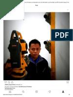 Jual Total Station Horizon 085391282644 Tatang