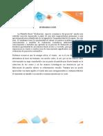 Plantilla Excel Evaluación Aspecto Económico Del Proyecto Sergio Rodriguez