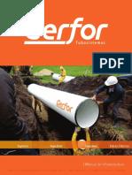 Gerfor - Manual de Infraestructura Tuberias