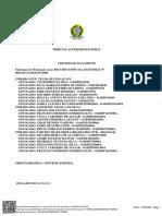 Decisão TSE Jaqueline Silva
