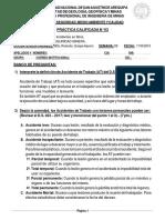 PRÁCTICA CALIFICADA N° 03 - RESUELTO - ACCIDENTES E INCIDENTES