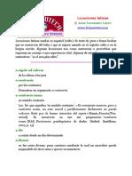 Locuciones Latinas (Justo Fernandez Lopez)