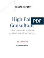 Frank Kern - 175k pm Consultant Book.pdf