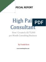 Frank Kern - 175k pm Consultant Book.pdf