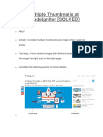 Create Multiple Thumbnails at Once in Codeigniter