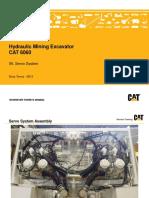 006 Cat-6060 Servo System