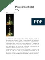 Innovaciones en Tecnología LWD y MWD