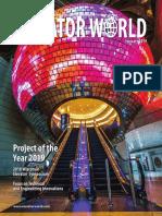 Elevator World January
