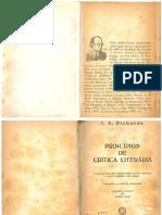 Princípios de Crítica Literária