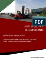 7507 Guia Didactica 01 Ley de Contrataciones y Su Reglamento-1555418701