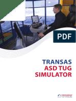Transas ASD Tug Simulator Leaflet Preview