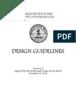 DRB Design Guidelines 181212