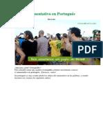 Aumentativo en Portugués