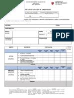5. Rubrica de Evaluacion Formativas. Ultima Corrregida