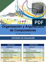 Organización y Arquitectura de computadoras - Introduccion.pptx