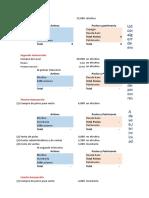 Flujo de Caja Metodo Directo e Indirecto