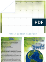 family summer passport