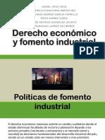 Derecho Económico y Fomento Industrial