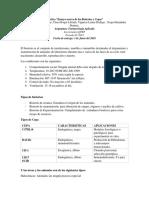 Reporte de Práctica Ensayo Sobre Bioterios y Cepas