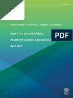 LG Podiatric Assess