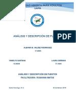 TRABAJO FINAL-ANALISIS Y DESCRIPCION DE PUESTOS.docx