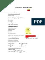Momento Flector en Viga Producto Carga Movil - METODO SIMPLIFICADO