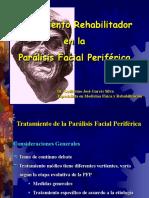 Tratamiento Rehabilitador en La Paralisis Facial Periferica