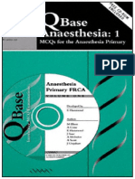 QBase Anaesthesia 1
