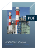 Generadosres de Vapor Equipo 2