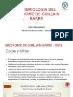 1.Epidemiologia Del Sindrome de Guillain Barre