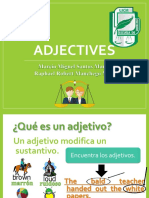 the adjectives.ppt