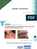Omalizumab in Dermatology