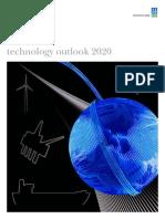 Technology Outlook 2020 (DNV)