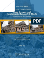 A6532-Evaluacion Geologica Caida de Rocas AAHH Inty LLacta-Lima