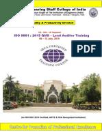 QP 5010 QMS LAT 08 - 12 July 2019
