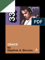 Jeff Buckley's - Grace
