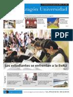 Aragón Universidad Nª 148