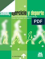 Jurgen Weineck-Salud, Ejercicio y DePorte (Spanish Edition) (2000)