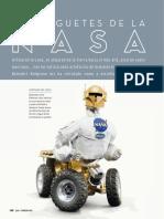 Juguetes de la NASA (Quo)
