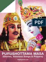 Purushottama Masa