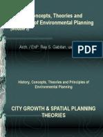 UAP Planning Seminar 2010 Module 3 City Growth