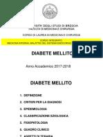 Lezione Diabete Mellito
