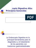 Endoscopia de Vias Digestivas Altas.