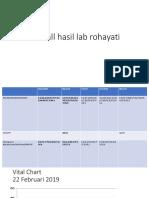 Overall Hasil Lab Rohayati
